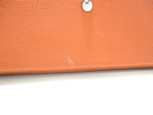 HERMES(エルメス) ハンドバッグ ボリード37 ブリック シルバー金具 8
