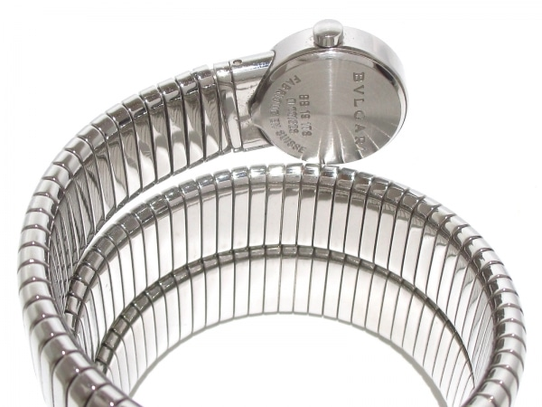 ブルガリ 腕時計 ブルガリブルガリ トゥボガススネーク BB191TS SS 3