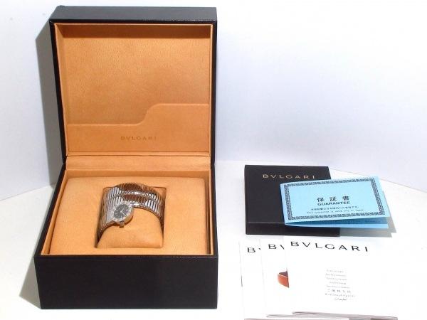 ブルガリ 腕時計 ブルガリブルガリ トゥボガススネーク BB191TS SS 9