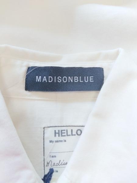 マディソンブルー 長袖シャツブラウス サイズ00 XS レディース美品 3