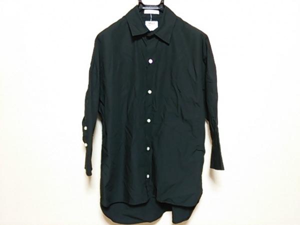 マディソンブルー シャツブラウス サイズ01 S レディース美品  黒 0