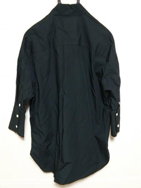 マディソンブルー シャツブラウス サイズ01 S レディース美品  黒 2