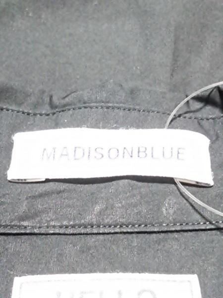 マディソンブルー シャツブラウス サイズ01 S レディース美品  黒 3