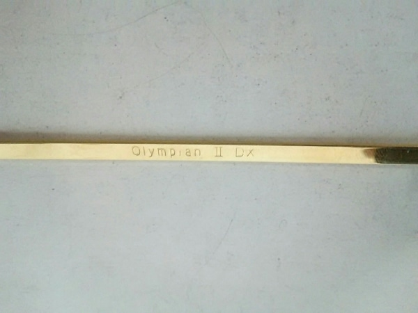 レイバン サングラス美品  OLYMPIAN - ダークグリーン×ゴールド×黒 5