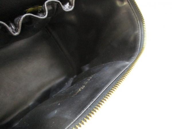 CHANEL(シャネル) バニティバッグ美品  キャビアスキン A01998 黒 7