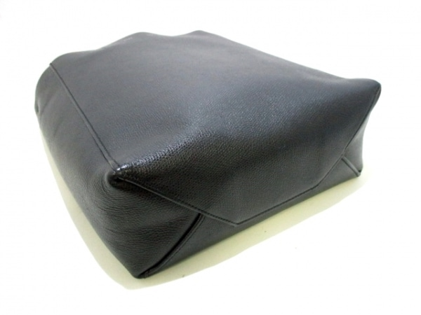 CELINE(セリーヌ) トートバッグ バーティカルカバスモール 黒 レザー 4