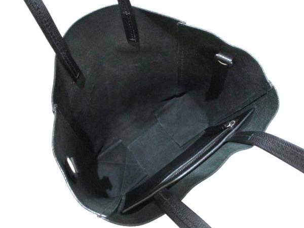 CELINE(セリーヌ) トートバッグ バーティカルカバスモール 黒 レザー 5