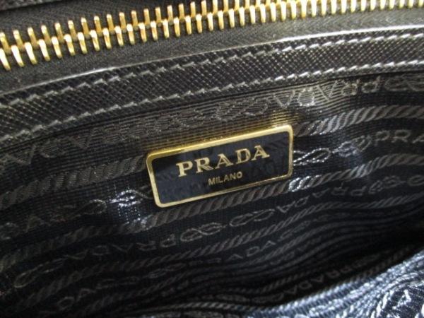 PRADA(プラダ) ハンドバッグ美品  - BN1874 黒 6