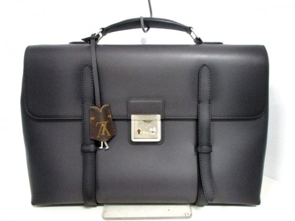 ルイヴィトン ビジネスバッグ キュイール・オンブレ美品  M50452 0