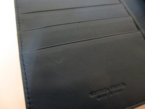 ボッテガヴェネタ 2つ折り財布 イントレチャート B05666419T レザー 7