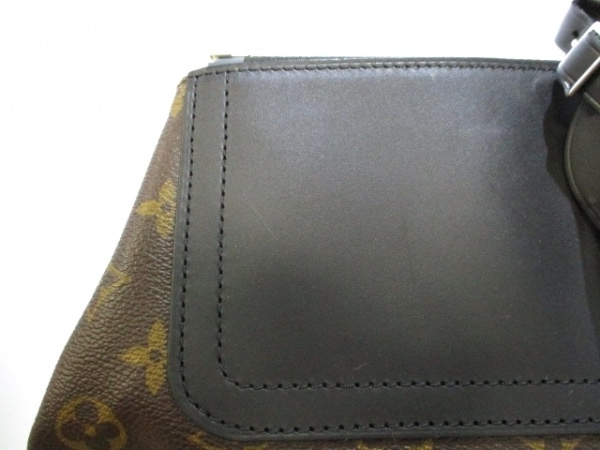ルイヴィトン ボストンバッグ モノグラムマカサー美品  M56716 7