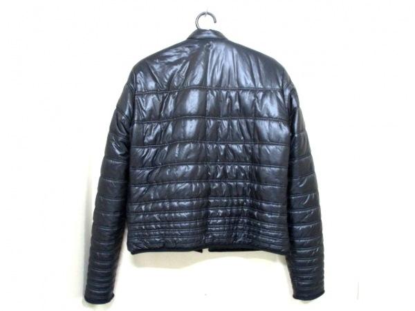 CHANEL(シャネル) ダウンジャケット サイズ42 L レディース 黒 2