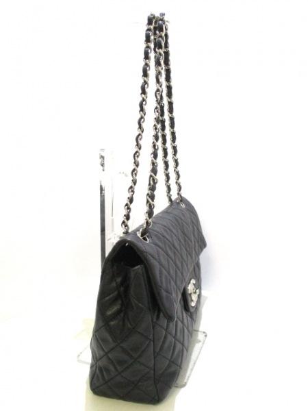 CHANEL(シャネル) ショルダーバッグ デカマトラッセ A28600 黒 2