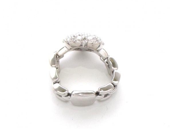 PonteVecchio(ポンテヴェキオ) リング新品同様  K18WG×ダイヤモンド 4