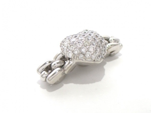 PonteVecchio(ポンテヴェキオ) リング新品同様  K18WG×ダイヤモンド 7
