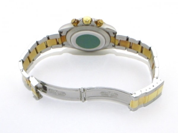 ロレックス 腕時計 デイトナ 16523 メンズ SS×K18YG/13コマ 黒 5