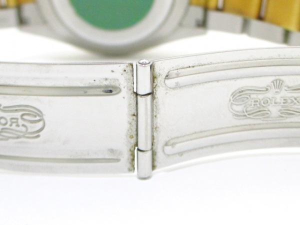 ロレックス 腕時計 デイトナ 16523 メンズ SS×K18YG/13コマ 黒 7
