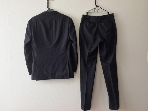 バーバリーブラックレーベル シングルスーツ メンズ ダークネイビー 2