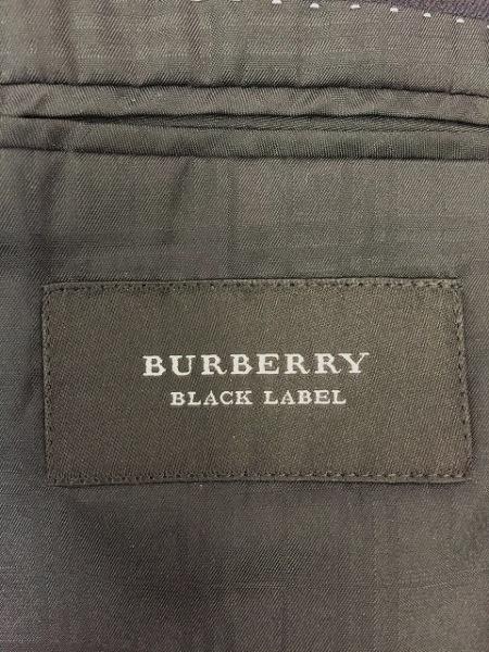 バーバリーブラックレーベル シングルスーツ メンズ ダークネイビー 3