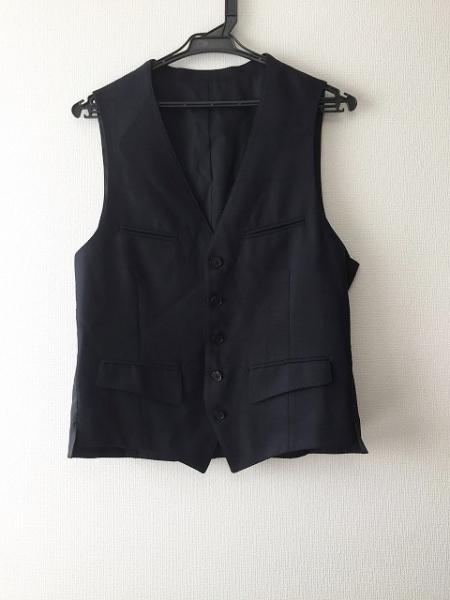バーバリーブラックレーベル シングルスーツ メンズ ダークネイビー 5