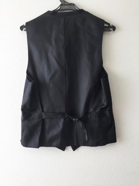 バーバリーブラックレーベル シングルスーツ メンズ ダークネイビー 6