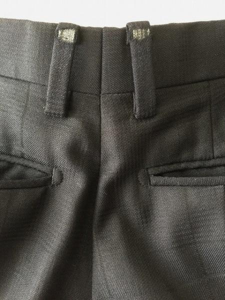 バーバリーブラックレーベル シングルスーツ メンズ ダークネイビー 7