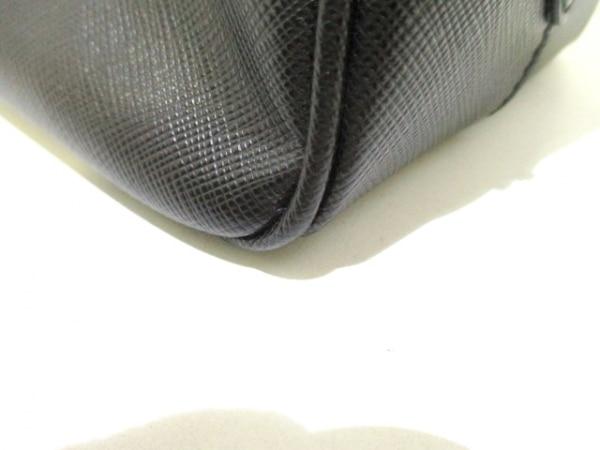 PRADA(プラダ) ビジネスバッグ美品  - VS0305 黒 レザー 7