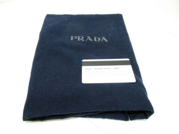 PRADA(プラダ) ビジネスバッグ美品  - VS0305 黒 レザー 8