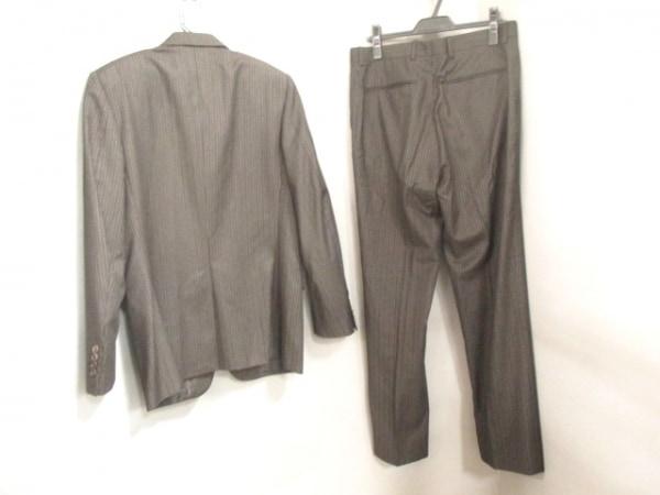 ルイヴィトン シングルスーツ サイズ48 L メンズ ストライプ 2