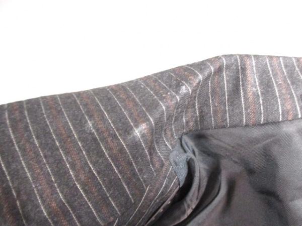 ルイヴィトン シングルスーツ サイズ48 L メンズ ストライプ 5
