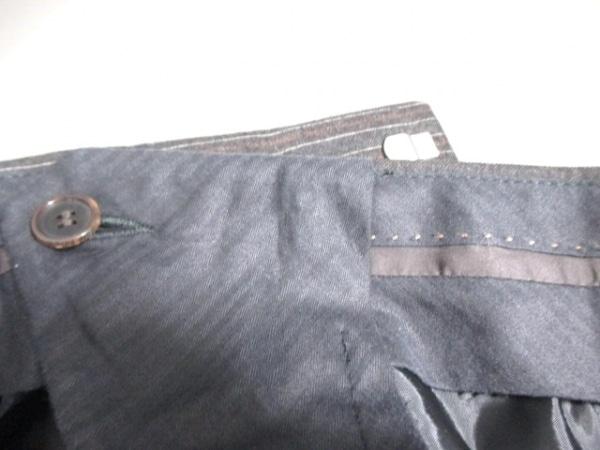 ルイヴィトン シングルスーツ サイズ48 L メンズ ストライプ 6