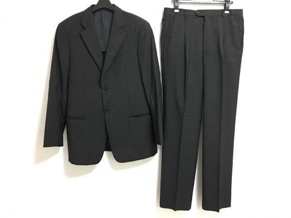 アルマーニコレッツォーニ シングルスーツ サイズ50 M メンズ グレー 0