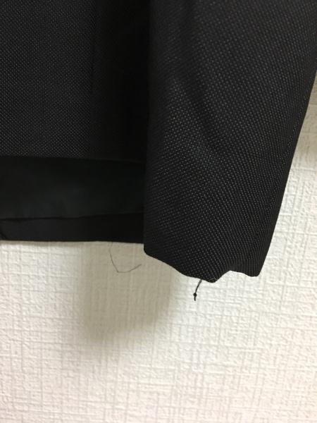 アルマーニコレッツォーニ シングルスーツ サイズ50 M メンズ グレー 6