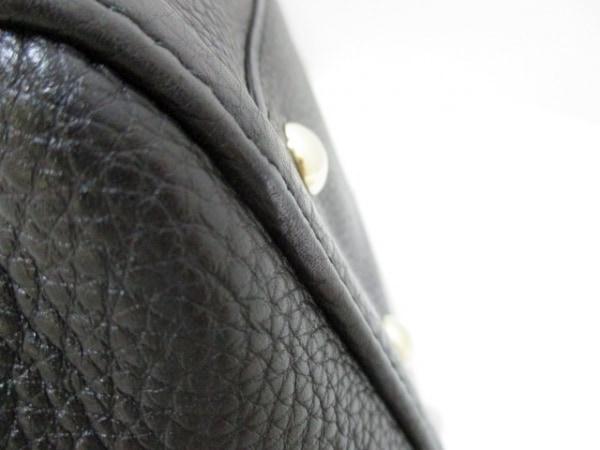 GUCCI(グッチ) トートバッグ ソーホー 336751 黒 レザー 7