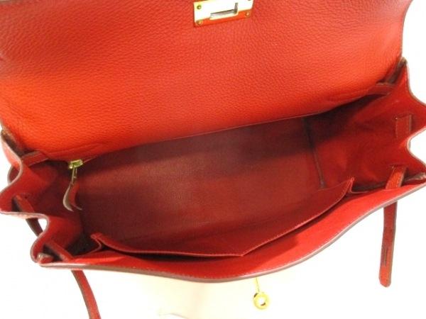 HERMES(エルメス) ハンドバッグ ケリー32 ヴァーミリオン トゴ 2