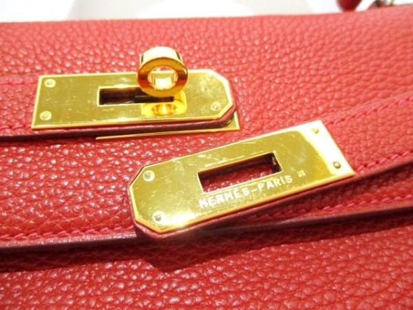 HERMES(エルメス) ハンドバッグ ケリー32 ヴァーミリオン トゴ 3