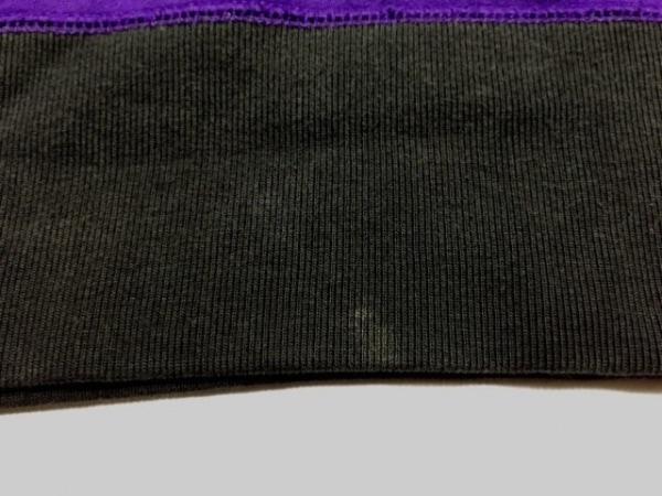 ラルフローレンラグビー トレーナー メンズ 黒×パープル×オレンジ 7