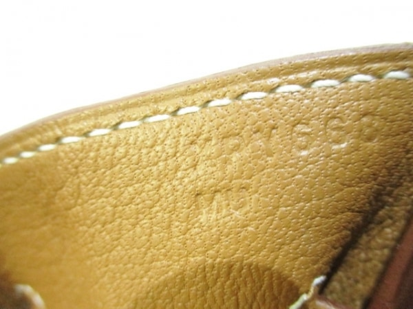 エルメス ハンドバッグ美品  バーキン30 ゴールド ゴールド金具 トゴ 4