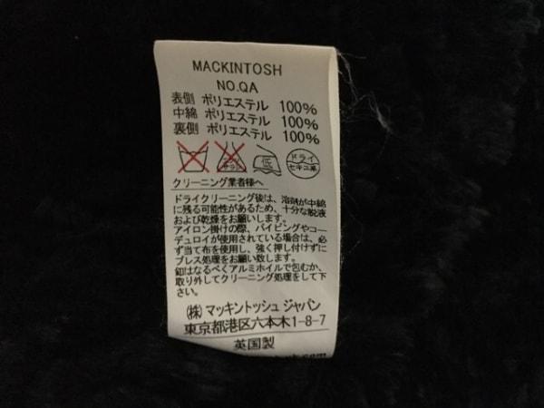 マッキントッシュ ポンチョ サイズ38 M レディース美品  黒 4
