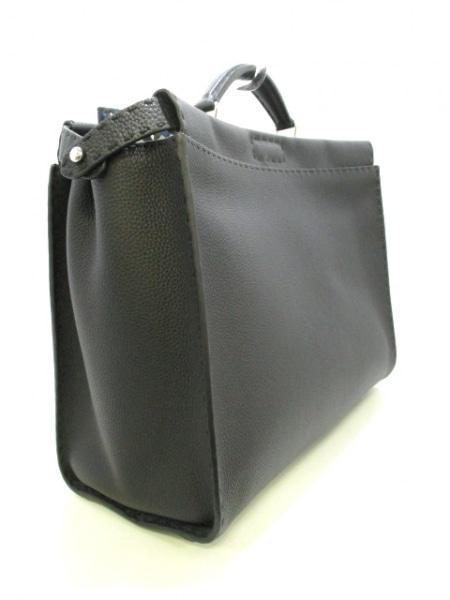 フェンディ ビジネスバッグ美品  ピーカブー/セレリア 7VA388-6E9 黒 2