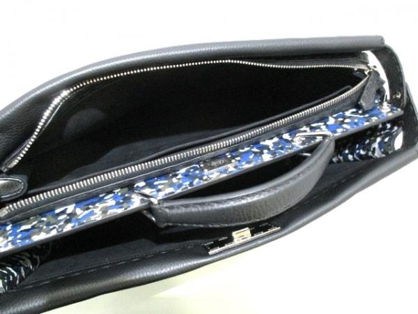 フェンディ ビジネスバッグ美品  ピーカブー/セレリア 7VA388-6E9 黒 5