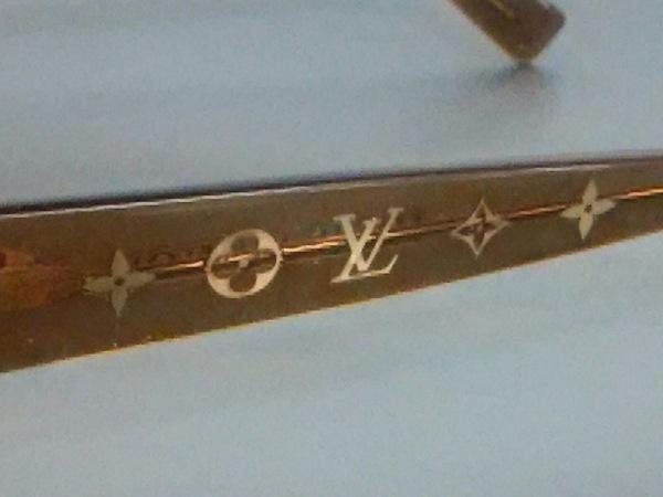 ルイヴィトン サングラス美品  オプセシオン・カレ Z0025E 6