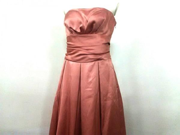 aimer(エメ) ドレス サイズ9 M レディース ベージュ ベアトップ 0