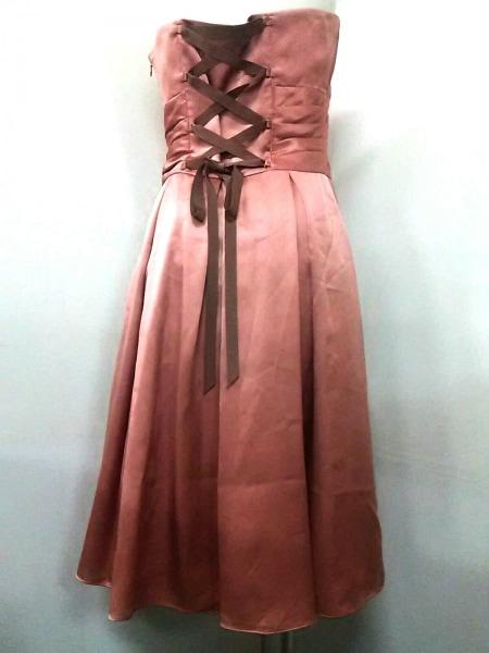 aimer(エメ) ドレス サイズ9 M レディース ベージュ ベアトップ 3