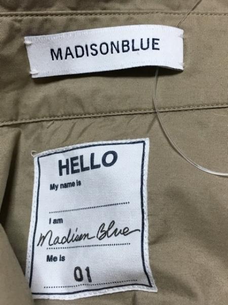 マディソンブルー 七分袖シャツブラウス サイズ01(S) レディース 3