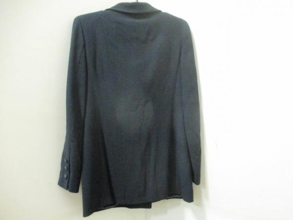 CHANEL(シャネル) ジャケット サイズ36 S レディース美品  黒 2