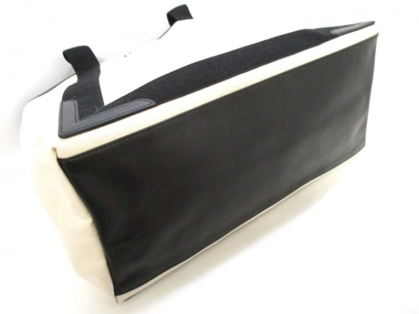 BALENCIAGA(バレンシアガ) トートバッグ美品  ネイビーカバM 339936 4