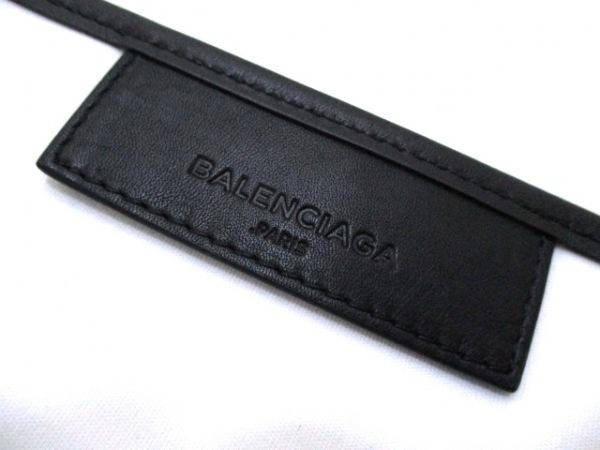 BALENCIAGA(バレンシアガ) トートバッグ美品  ネイビーカバM 339936 6
