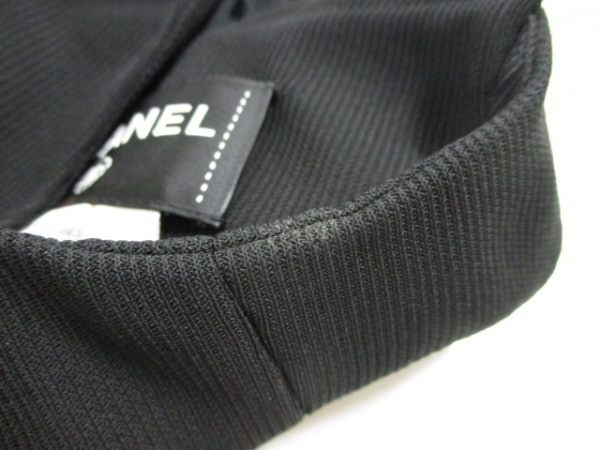 CHANEL(シャネル) オールインワン サイズ36 S レディース美品  黒 5