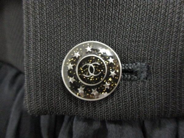 CHANEL(シャネル) オールインワン サイズ36 S レディース美品  黒 9
